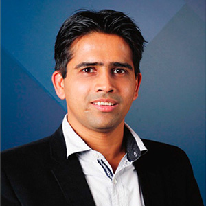 Hitesh Jain, Founder & CEO, WITS Interactive