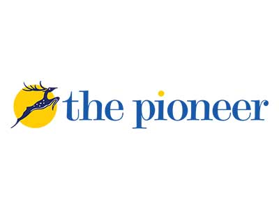 the pioneer
